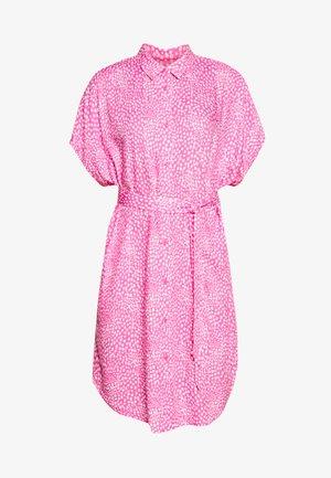 NINNI DRESS - Shirt dress - pink medium
