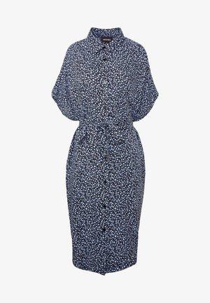 NINNI DRESS - Shirt dress - blue