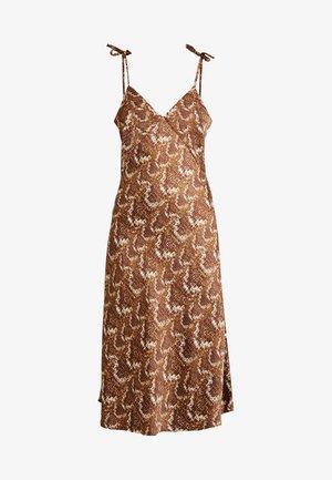 MOLLY DRESS - Sukienka letnia - beige