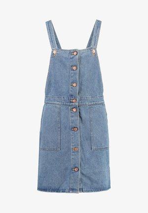 VICKAN VICKY DRESS - Farkkumekko - blue