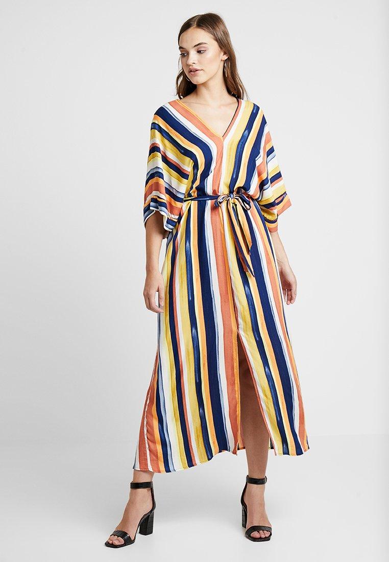 Monki - CAROLINE KAFTAN ONLINE UNIQUE - Vestito lungo - multi-coloured