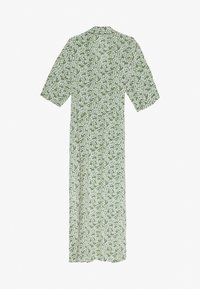 Monki - MATTIS DRESS - Skjortekjole - green - 1