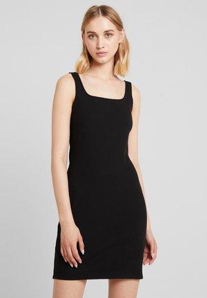 NOAH DRESS - Robe fourreau - black