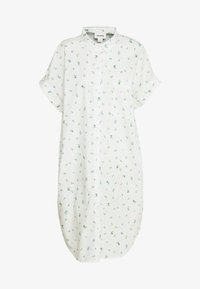 Monki - WANNA DRESS - Skjortekjole - white - 0