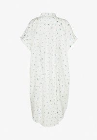Monki - WANNA DRESS - Skjortekjole - white - 1