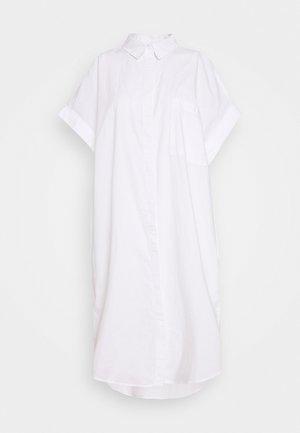 WANNA DRESS - Paitamekko - white light solid