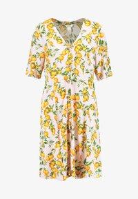 Monki - WINONA DRESS - Košilové šaty - pink - 5