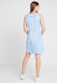 Monki - VIOLA DRESS - Košilové šaty - light blue - 2