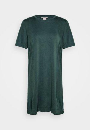 ABBIE DRESS - Jerseykleid - khaki green/medium dusty