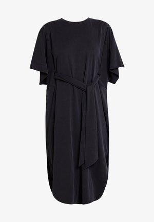 HESTER DRESS - Jersey dress - black