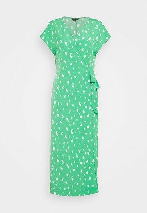 ELVIRA DRESS - Hverdagskjoler - green