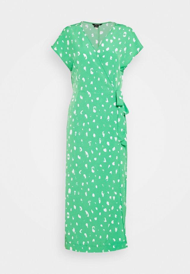 ELVIRA DRESS - Korte jurk - green