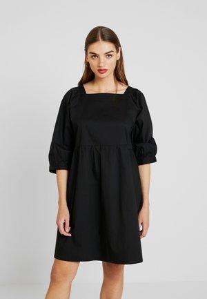 ROMINA DRESS UNIQUE - Freizeitkleid - black