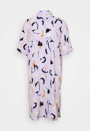 DAMIRA SHIRTDRESS - Košilové šaty - lilac pink light