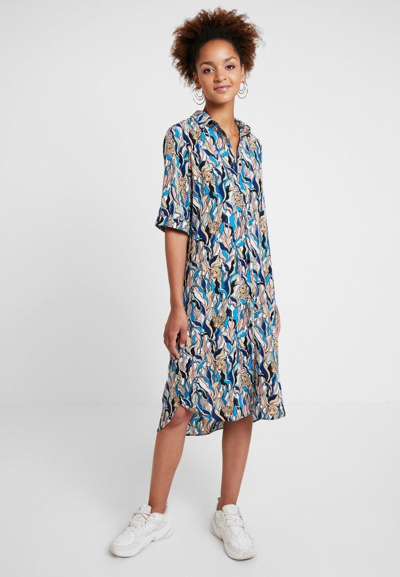 Monki - DAMIRA DRESS - Shirt dress - multicoloured