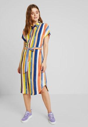 LEXI  - Shirt dress - blue light