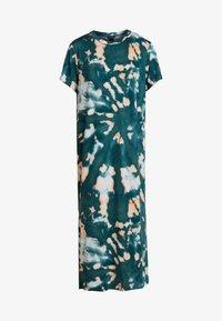 Monki - ISABELLA DRESS - Žerzejové šaty - tiedye dark - 5