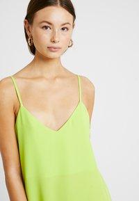 Monki - LAILA DRESS - Robe d'été - lime green - 5
