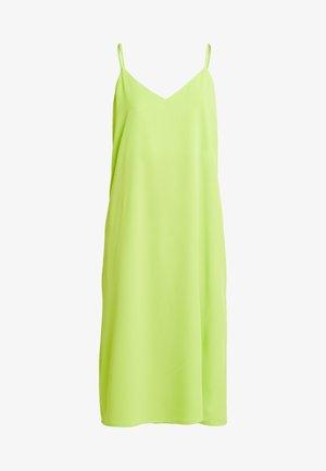 LAILA DRESS - Robe d'été - lime green