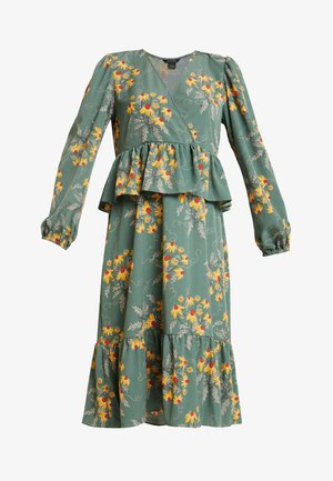 JENNIFER DRESS - Robe d'été - green