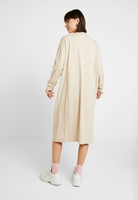 Monki - PLING DRESS - Day dress - beige - 3