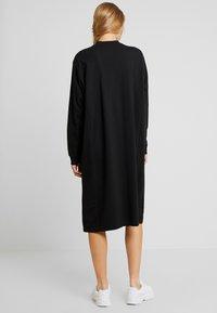 Monki - PLING DRESS - Day dress - black - 3