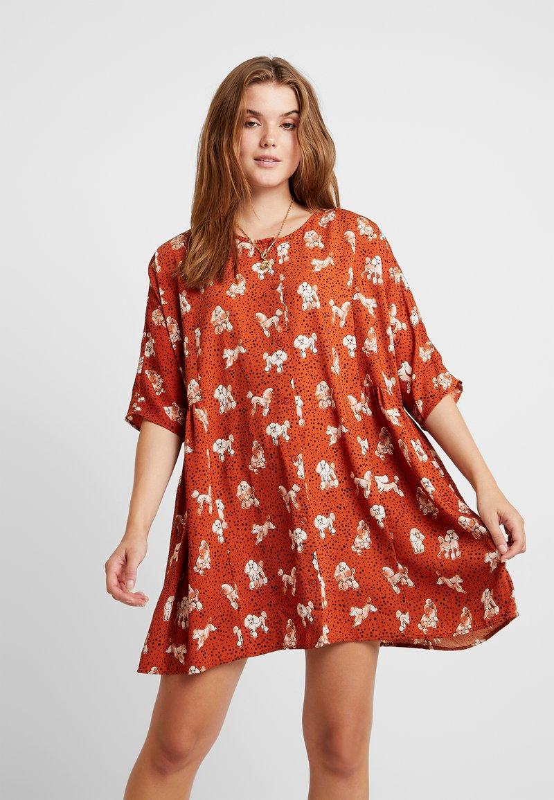 Monki - RINA DRESS - Vestido informal - multi-coloured