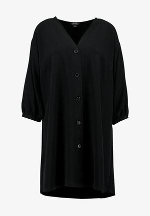 YESSA DRESS - Blousejurk - black dark