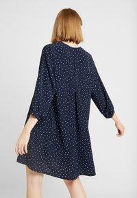 Monki - YESSA DRESS - Robe d'été - blue - 3