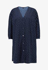 Monki - YESSA DRESS - Robe d'été - blue - 4