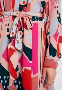 Monki - BERTA DRESS - Shirt dress - painted geometric - 5