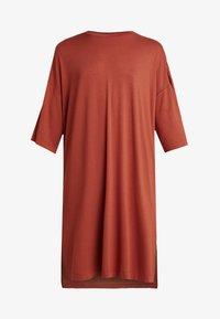 Monki - GLORIA DRESS - Vestido informal - rust - 5