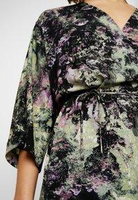 Monki - LOLLO DRESS - Denní šaty - multi-coloured - 7