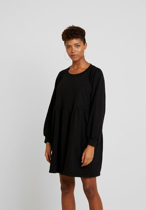 MALIN DRESS - Kjole - black dark unique