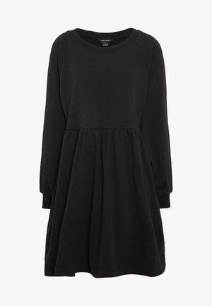 MALIN DRESS - Denní šaty - black