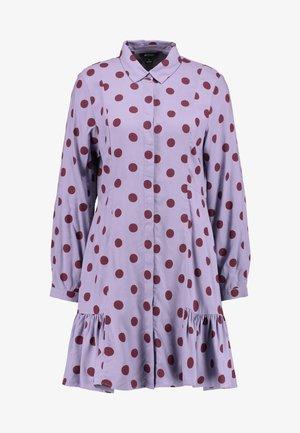 MIRANDA DRESS - Blusenkleid - lilac purple