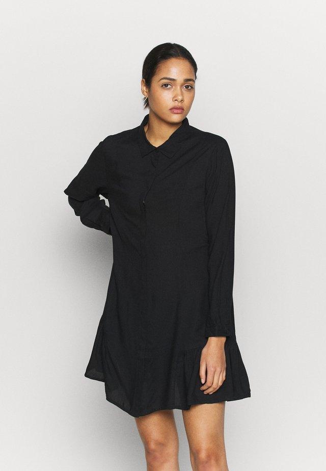 MIRANDA DRESS ASIA - Blousejurk - black dark