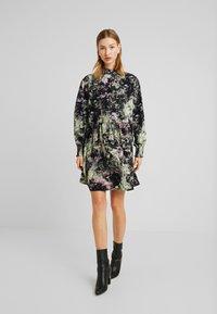 Monki - RIRI DRESS - Day dress - multi-coloured - 2