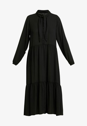ROZ DRESS - Maxiklänning - solid black