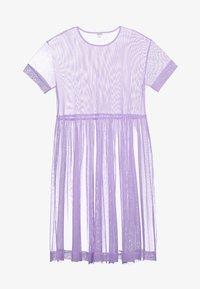 Monki - SILVIA DRESS - Robe d'été - tulle purple - 5
