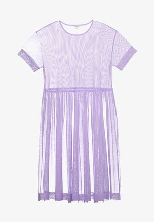 SILVIA DRESS - Korte jurk - tulle purple