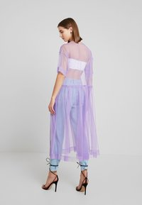 Monki - SILVIA DRESS - Day dress - tulle purple - 0