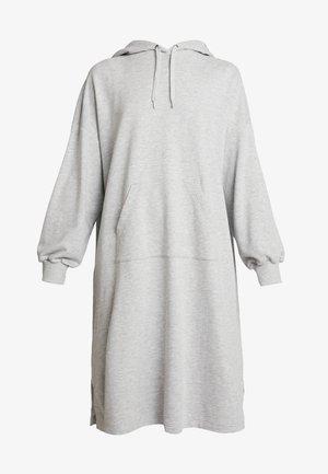 ZANDRA DRESS - Vapaa-ajan mekko - grey melange