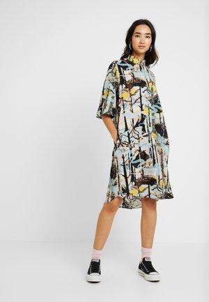 FEY DRESS - Sukienka letnia - forest