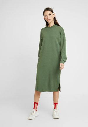 MINDY DRESS - Jerseykjoler - sage green