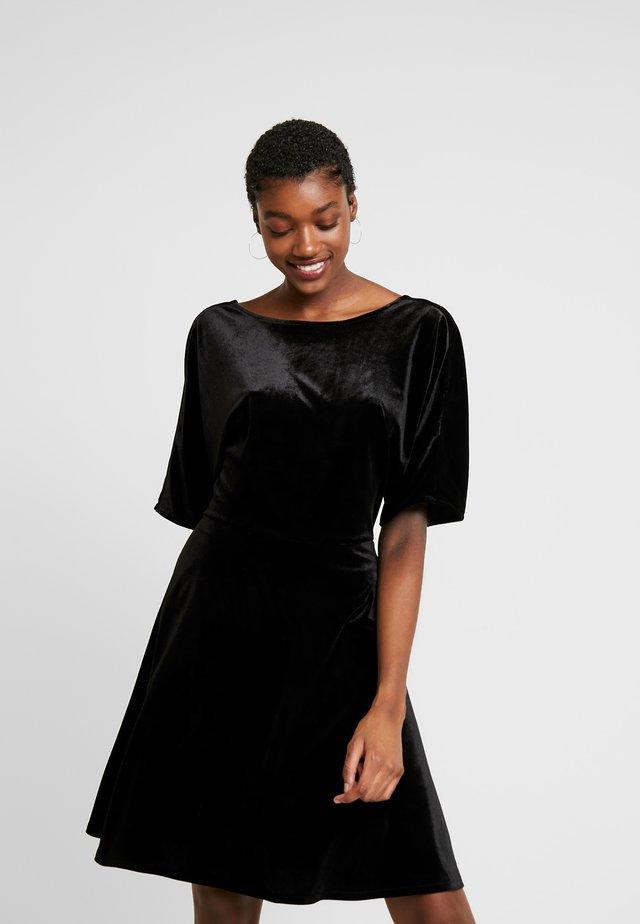 ADALIA DRESS - Cocktail dress / Party dress - black topaz