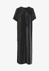 Monki - ISABELLA DRESS - Robe en jersey - black - 5