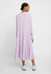Monki - FIONA DRESS - Vestido informal - lilac/white - 3
