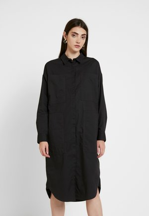 JAY POCKET DRESS - Skjortekjole - grey