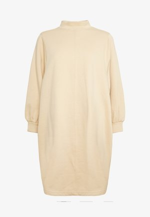 REY DRESS - Vapaa-ajan mekko - beige